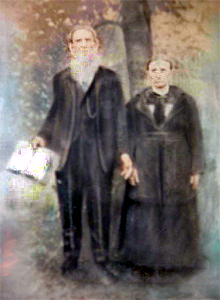 Elder Church and Wife